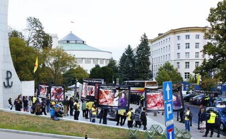 Stramning af abortloven på vej i Polen