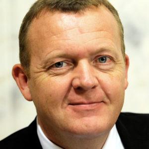 Lars Løkke blandt venner på de bonede gulve i FN